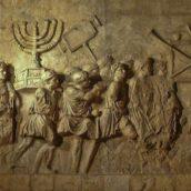 Jewish ghetto in the heart of Rome