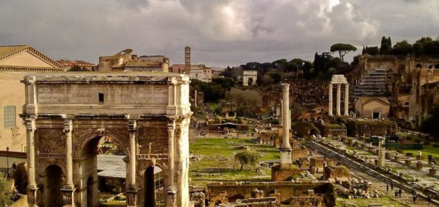 Tour the Coliseum and Ancient Rome
