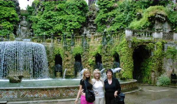 Fountain of the Tiburtine Sybil