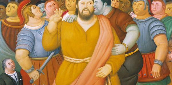Botero Męka Chrystusa wystawa w Rzymie