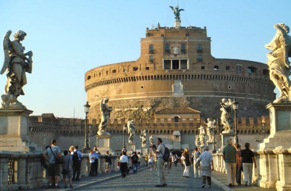 Zamek św. Anioła Rzym